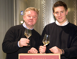 Weingut Josef Bruendlmayer// Father & Son